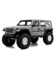 Axial AXI03003T1 1/10 Camión sobre orugas SCX10 III Jeep JLU Wrangler con portales RTR