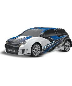 Traxxas 75054-5 Blue LaTrax Rally Racer 1/18 Escala 4WD RTR eléctrico con tecnología Traxxas con Esc cepillado y motor Incluye batería de 5 celdas NiMH 1200mAh y cargador de CA