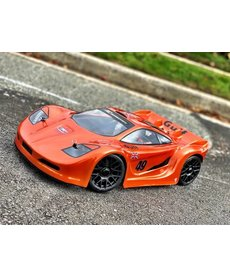 Delta Plastik Delta Plastik 2MM 0122 - McLaren 2 1/8 scale GT RC Clear car body