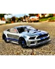 Delta Plastik 2MM Delta Plastik 0175 Mustang 1/8 Scale GT Clear RC car body