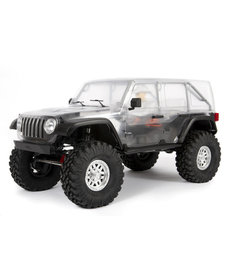 Axial AXI03007 1/10 Scale Electric RC Crawler SCX10 III Jeep JLU Wrangler with Portals 4WD Kit