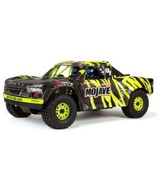 ARA ARA106058T1 1/7 MOJAVE 6S BLX 4WD Camión desierto sin escobillas RTR, Verde / Negro