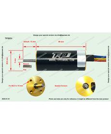 TP Power Motor sin escobillas TP Power 2030-VI 2050KV