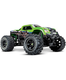 Traxxas Green X-Maxx: Brushless Electric Monster Truck with TQi Traxxas Link Enabled 2.4GHz Radio System & Traxxas Stability Management (TSM)