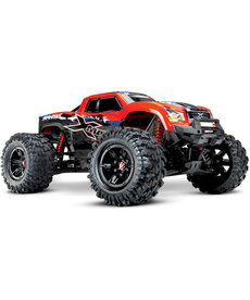 Traxxas 77086-4-REDX  X-Maxx Brushless Electric RC Monster Truck with TQi Traxxas Link Enabled 2.4GHz Radio System & Traxxas Stability Management (TSM)