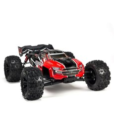 Arrma ARA106040T1 KRATON 6S 4WD BLX 1/8 SPEED MONSTER TRUCK RTR RED INC STX2 & BLX185