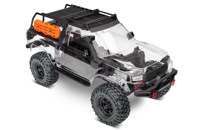 Traxxas 82010-4  1/10 Scale RC Crawler TRX-4 Sport Unassembled Kit 4WD Electric Truck