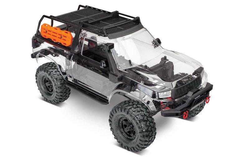 Traxxas Kit TRX-4 Sport sin ensamblar: camión eléctrico 4WD