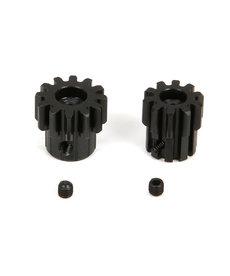 ECX Piñón / engranaje, 9T / 12T x 3 mm, Mod 1