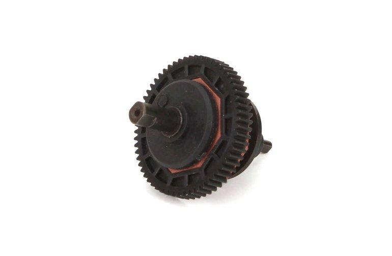 ECX Conjunto de zapatilla: 1/18 4WD todo