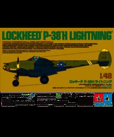 Tamiya 25199 1/48 Lockheed P-38H Lightning Limited Edition