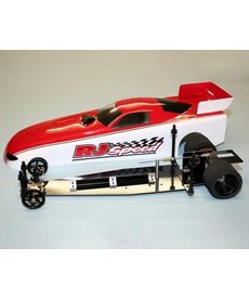 "RJ Speed 2002 RJ Speed 13"" Funny Car RC Electric Drag Kit"