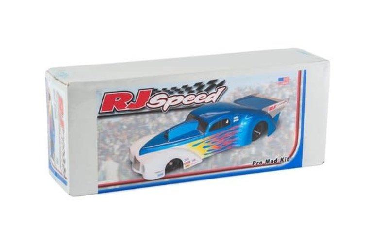 """RJ Speed 2004 RJ Speed Pro RC Mod Drag Kit Less Electronics 11"""" WB"""