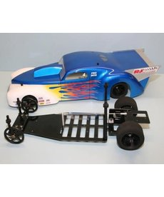 "RJ Speed 2004 RJ Speed Pro RC Mod Drag Kit Less Electronics 11"" WB"