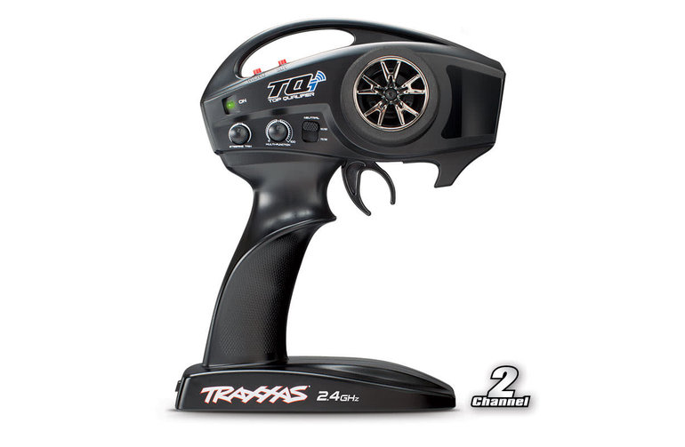 Traxxas Traxxas 83076-4  4-Tec 2.0 VXL Brushless Electric 1/10 Scale AWD Chassis w TQi 2.4GHz & TSM