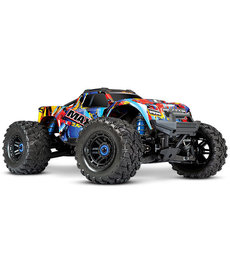 Traxxas Traxxas MAXX CON 4S ESC 89076-4-RNR 1/10 Scale 4WD Brushless Electric Monster RC Truck Ready to Race (RTR) Cuerpo Rock N Roll