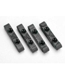 Traxxas 5559 Mounts, suspension pin (rear anti-squat blocks) (1.5, 2.25, 3.0 & 3.75 degree) (1 each)