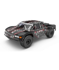 Redcat Racing RER10680 Camo TT Pro 1/10 Scale RC Electric Brushless Trophy Truck
