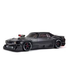 Arrma ARA7617V2T1 1/7 FELONY 6S Brushless BLX Street Bash All-Road RC Muscle Car RTR Negro