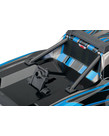 Traxxas 89076-4-RNR MAXX WITH 4S ESC 89076-4-RNR 1/10 Scale 4WD Brushless Electric Monster RC Truck  Ready to Race (RTR) Rock N Roll Body
