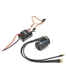 Castle Creations Castle Creations Mamba X Waterproof Sensored Brushless Combo w/1900kV Slate