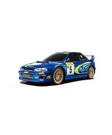Tamiya 58631 Tamiya Subaru Impreza Monte Carlo ' 99 1/10 4WD TT-02 Electric Rally RC Car Kit