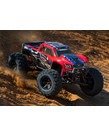 Traxxas 77086-4-REDX  RED X-Maxx Brushless Electric RC Monster Truck with TQi Traxxas Link Enabled 2.4GHz Radio System & Traxxas Stability Management (TSM)
