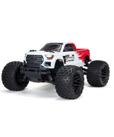 Arrma ARA4202V3T2 RC GRANITE 4X4 MEGA Brushed 1/10th 4wd MT Red