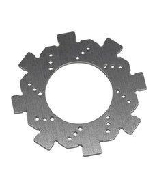 HRA Alum OT Slipper Clutch Pad (1) Arrma 1/10 4x4 3S