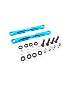 HRA Blue Aluminum 72mm Front Turnbuckles