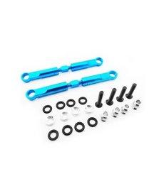 HRA Tensores Delanteros De Aluminio Azul De 72mm