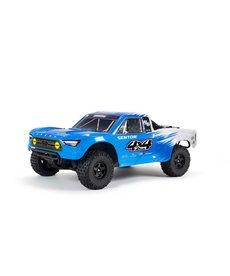 Arrma ARA4203V3T2 RC Truck SENTON 4X4 MEGA Cepillado 1/10th 4wd SC Azul