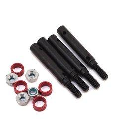 MIP Kit de riel ancho MIP, 4 mm de compensación Traxxas TRX-4, Bronco,