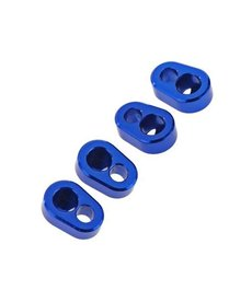 Hot Racing Hot Racing CNC Aluminum Hinge Pin Capture Bushings X-Mx