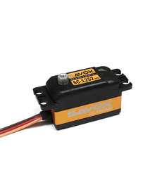 Savox SAVSC1252MG LOW PROFILE DIGITAL SERVO .07/97.2