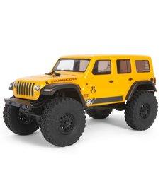 Axial AXI00002T2 SCX24 Electric RC 2019 Jeep Wrangler JLU CRC 1/24 4WD RTR Amarillo