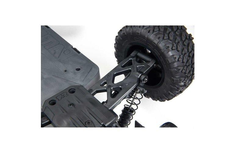 Arrma ARA4312V3 BIG ROCK V3 Electric RC Monster Truck 4X4 3S BLX Brushless 1/10th 4wd MT Black