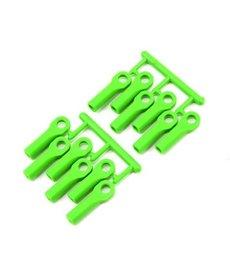 RPM 80514  RPM Long Traxxas Turnbuckle Rod End Set (Green) (12)