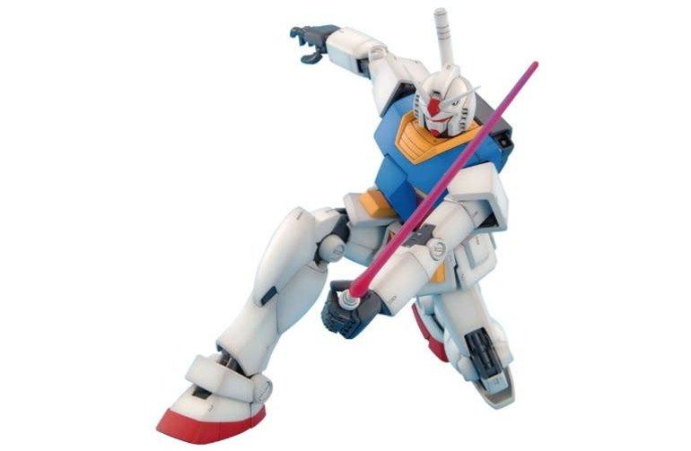 """Bandai Gundam RX-78-2 (Ver 2.0) """"Mobile Suit Gundam"""", Bandai"""