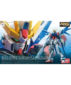 Bandai RG 1/144 Build Strike Gundam Full Package