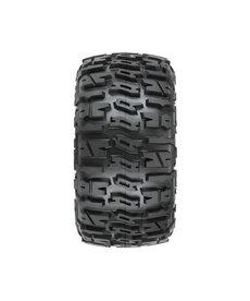 "Proline Racing Pro-Line Trencher LP 3.8"" Pre-Mounted Truck Tires (2) (Black) (M2)"