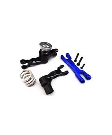 Hot Racing XMX48M06 Hot Racing Aluminum Steering Servo Saver Bellcrank For Traxxas Xmaxx