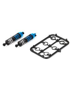 ECX ECX313002 Amortiguadores completos FR / RR (2): 1/18 4WD Todo ecx