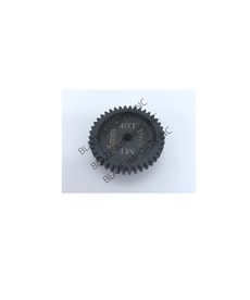 Sa Ga 5mm Shaft 40t Mod 1 Pinion Gear