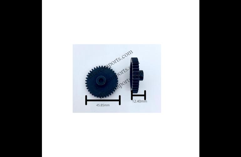 Sa Ga 8mm Shaft 44t Mod 1 Pinion Gear
