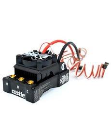 Castle Creations CSE010-0167-00 Castle Creations Mamba XLX 2 1/5 Escala Sensored Brushless ESC