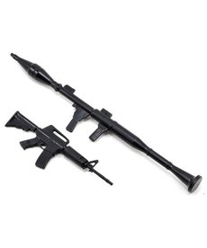 Yeah Racing Yea-Ya-0362 Yeah Racing 1/10 Crawler Scale Accessory Set (Rifle & RPG)