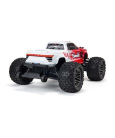 Arrma GRANITE 4X4 3S BLX Brushless 1/10th 4wd MT Red