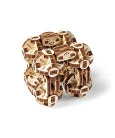 UGears 70049 UGears Flexi-Cubus Wooden 3D Model