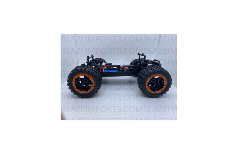 Imex IMX19010 1/16 Blue Shogun Electric Brushed 4wd Monster Truck